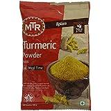 MTR Haldi Turmeric Powder, Pouch, 100g