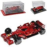 Ixo Ferrari F2007 Kimi Räikkönen 2007 Formel 1 Weltmeister 1/43 Modell Auto