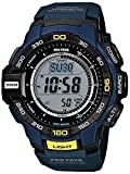 Casio Herren-Armbanduhr XL Digital Quarz Resin PRG-270-2ER