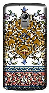 WOW 3D Printed Designer Mobile Case Back Cover For Lenovo K4 Note / K4 Note