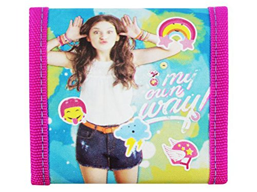 Preisvergleich Produktbild Disney Soy Luna Kinder Geldbeutel Portmonnaie Geldbörse Börse
