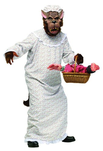 The Big Bad Wolf Costume Fancy -