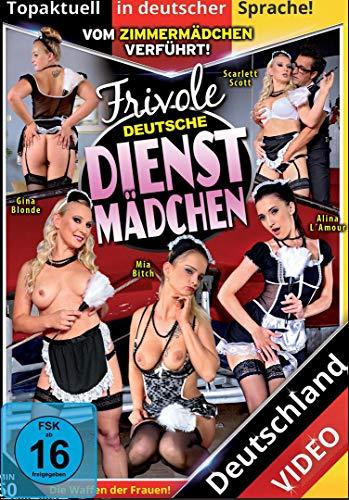 Preisvergleich Produktbild Frivole deutsche Dienstmädchen - DVD
