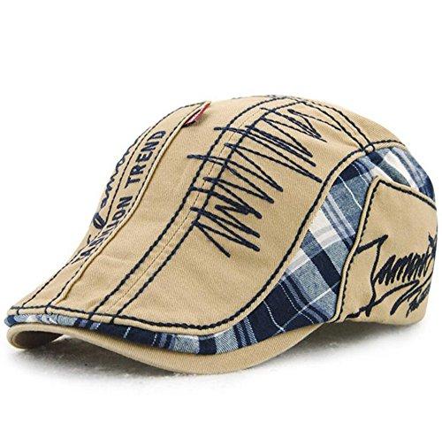 Impression 1 PCS Boinas Ocio Retro Hat Gorra de Golf Sombrero de Sol  Deporte al Aire 0f8397b56cf