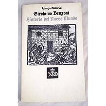 Historia del nuevo mundo (Libro De Bolsillo, El)