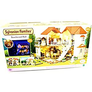 Sylvanian Families Collectable - Added Value Beechwood Hall Gift Set - 5058