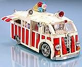 Modbrix - Camion da Ghiaccio Bulli T1 Bus, mattoncini da Costruzione, 1000 Pezzi