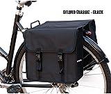 Beluko® Classic Double Panniers Bag Fashion Bicycle Cycle Bike Women's - Mens