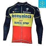 Thriller Rider Sports MTB Vélo de Montagne Vêtements 2019 Homme MN9008E Maillot de Cycliste Veste Hiver Thermique Chaud Medium