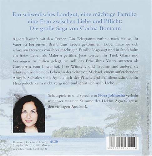 Die Frauen vom Löwenhof - Agnetas Erbe: 2 CDs (Die Löwenhof-Saga, Band 1): Alle Infos bei Amazon