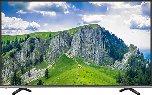 "Hisense H55MEC3050 55"" 4K Ultra HD Smart TV Wi-Fi Nero"