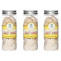 New Tree Sweet Ginger 150gm Set of 3