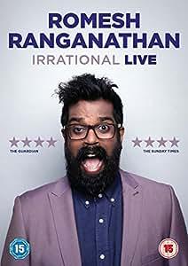 Romesh Ranganathan: Irrational Live [DVD] [2016]