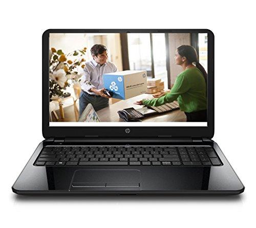 HP 15-R063TU 15.6-inch Laptop (Core i3 4005U/4GB/500GB/Windows 8.1/Intel HD Graphics 4400/with Laptop Bag), Black