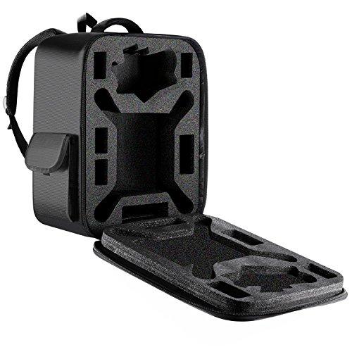 Galleria fotografica Followsun Backpack Zaino per Viaggio Outdoor per DJI Phantom 1, FC40, 2, 2 Vision, 2 Vision+, 3, DJI 3 Professional/Advanced/Standard, 4K e Accessori