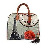 #10: Zacharias Women's Assorted Prints Hand Bag/Shopping Bag/Carry Bag