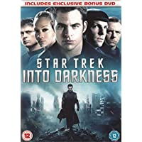 Star Trek Into Darkness (2 Disc Edition)