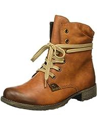 Rieker Damen 70829 Kurzschaft Stiefel