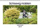 Schleswig-Holstein Moin Moin (Wandkalender 2019 DIN A3 quer): Sehenswertes im Land zwischen den Meeren - Schleswig-Holstein (Monatskalender, 14 Seiten ) (CALVENDO Orte) - Martina Busch