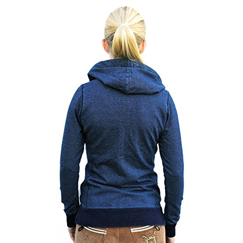 Horseware - Sweat-shirt - Femme Bleu - Denim