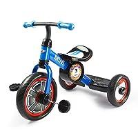 "Ricco Genuine BMW MINI Official Licensed 10"" MINI COOPER Tricycle Trike"