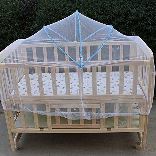 Baby Kinderbett Mosquito Net ZZm Care Baby Bett Kinderbett Netz Vorhang Dome Mosquito Kinderbett Netz für Baby Care Zubehör
