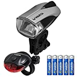 Varta CREE LED Bike Light inkl. 5x High Energy AAA...