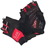 GORE BIKE WEAR, Herren, Kurze Mountainbike-Handschuhe, Countdown 2.0 Summer, black/red, Gr. 11, GCOUMT993511