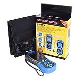 ClookYuan Noyafa NF-188 GPS-Landmesser LCD-Bildschirm GPS-Testgeräte Landmessgerät Tragbares Außenmessbereichswerkzeug - Blau