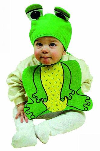 Froggy Kostüm Babys - Widmann 8593R Kleinkindset Frosch