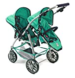 Bayer Chic 2000 689 21 - Tandem-Buggy Vario, Menta, Navy/Mint