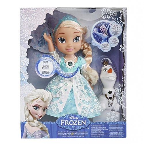 Preisvergleich Produktbild Frozen:  Schneezauber Elsa
