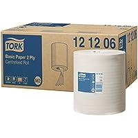 Tork 121206 Carta 2 Veli per Asciugatura