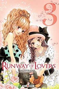 Runway of Lovers Edition simple Tome 3