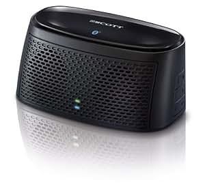 SCOTT enceinte Bluetooth Kit main libre BT 700 pour IPHONE IPAD, Smartphone, Tablette, ordinateur, lecteur MP3 et périphérique Bluetooth