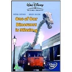 Se nos ha perdido un dinosaurio / One of Our Dinosaurs Is Missing ( 1 of Our Dinosaurs Is Missing )