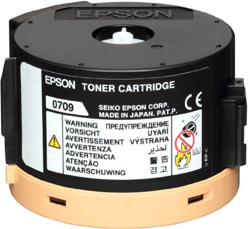 Preisvergleich Produktbild Epson C13S050709 AL-M200/MX200 Tonerkartusche Standardkapazität 2.500 pages, schwarz