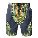 Photo de ZKHTO Personality Beach Shorts Trucks Pants Men's Rainbow Summer Striped Beach Shorts Breathable Boardshort 1349,Shorts Size XL par ZKHTO