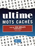 Ultime mots cach�s