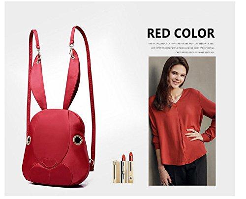Badiya ,  Damen Daypack Rot