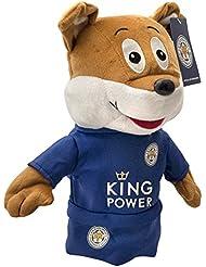 Leicester City Filbert der Fox Maskottchen Golf Driver Head Cover–Blau
