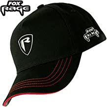 Fox Baseball Cap Green /& Black Basecap Kappe Angelkappe Mütze
