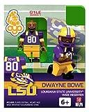 Dwayne Bowe OYO Generation 1 G1 LSU Tige...