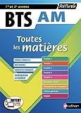 Assistant de manager BTS AM 1re et 2e années - Toutes les matières