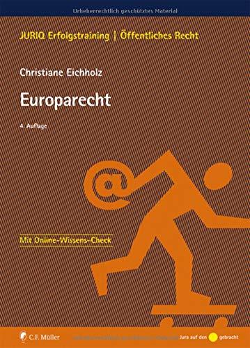Europarecht (JURIQ Erfolgstraining)