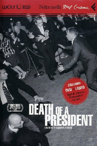 death-of-a-president-dvd-con-libro