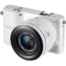 Samsung NX NX1100 Cámara compacta 20.3MP CMOS 5472 x 3648Pixeles Blanco - Cámara digital (20,3 MP, 5472 x 3648 Pixeles, CMOS, Full HD, 222 g, Blanco)