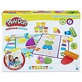 Hasbro Play-Doh B3408100 - Erste Muster und Strukturen, Knete