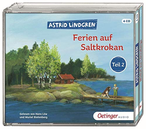 Ferien auf Saltkrokan Teil 2: (4 CD): Alle Infos bei Amazon