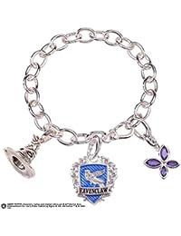 Noble Collection nn7712–Harry Potter Bracelet Talisman Lumos corvonero